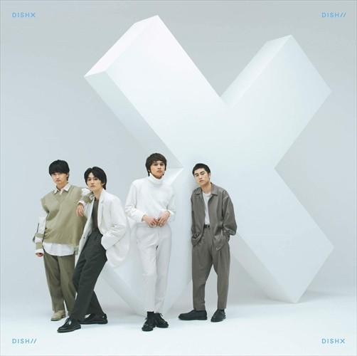 (おまけ付)X(通常盤) / DISH// ディッシュ (CD) S...