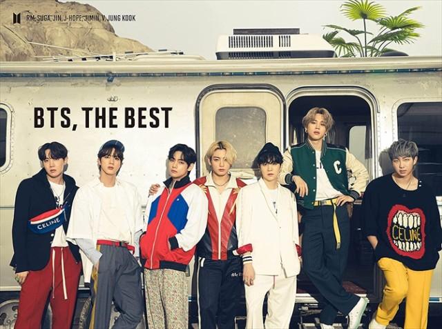 (おまけ付)2021.06.16発売 BTS, THE BEST (初回限...