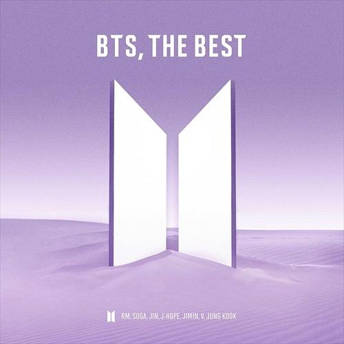 (おまけ付)2021.06.16発売 BTS, THE BEST (通常盤...