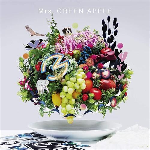 (おまけ付)2020.07.08発売 5(通常盤) / Mrs.GREEN...