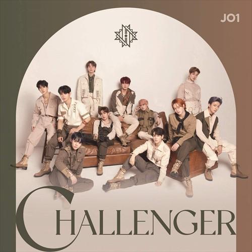 (おまけ付)CHALLENGER(初回限定盤A) / JO1 ジェイ...