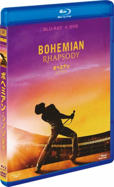 2019.04.17発売 ボヘミアン・ラプソディ (Blu-ray+DVD)BOHEMIAN RHAPSODY / ラミ・マレッ