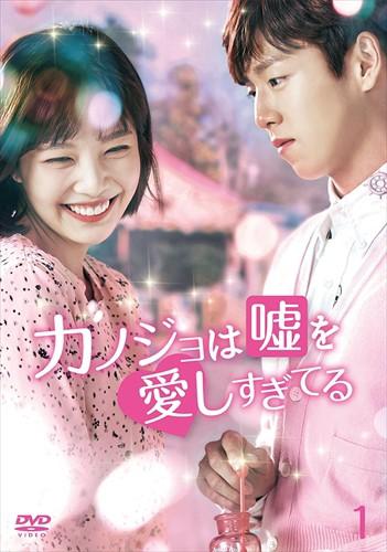 カノジョは嘘を愛しすぎてる DVD-BOX1 / イ・ヒョ...