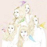【送料無料】1ST MINI ALBUM : ICE CREAM CAKE  /...