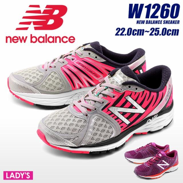 ニューバランス ランニングシューズ レディース W1260 靴 ジョギング スニーカー ランニング NEW BALANCE ssho