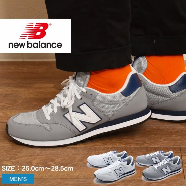 ニューバランス スニーカー メンズ 靴 シューズ 白 NEW BALANCE GM500 GM500SMT GM500WMT msho