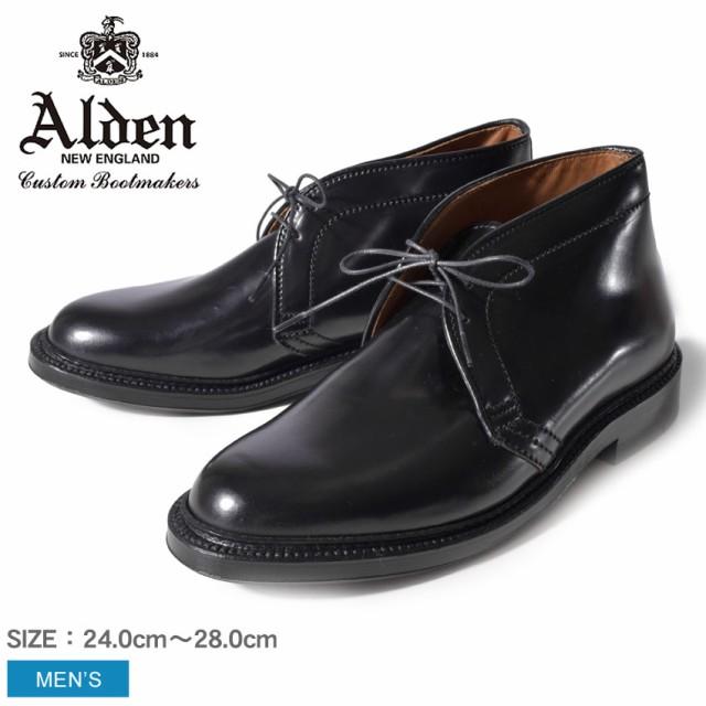 オールデン ALDEN ブーツ メンズ チャッカブーツ シューズ 靴 革靴 カジュアル CHUKKA BOOTS 1340