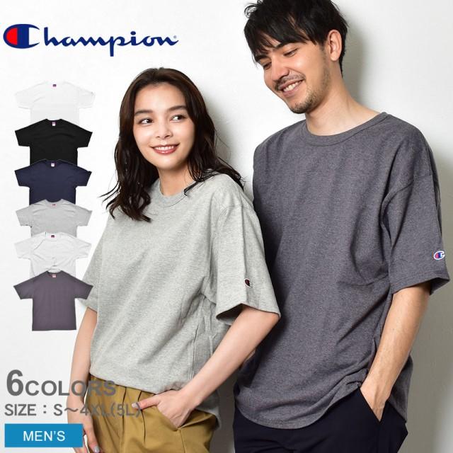 【メール便可】チャンピオン Tシャツ メンズ 半...