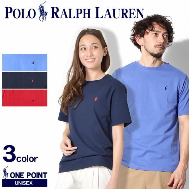 3568448e9ef8c POLO RALPH LAUREN ポロ ラルフローレン Tシャツ ワンポイント クルーネック 半袖Tシャツ