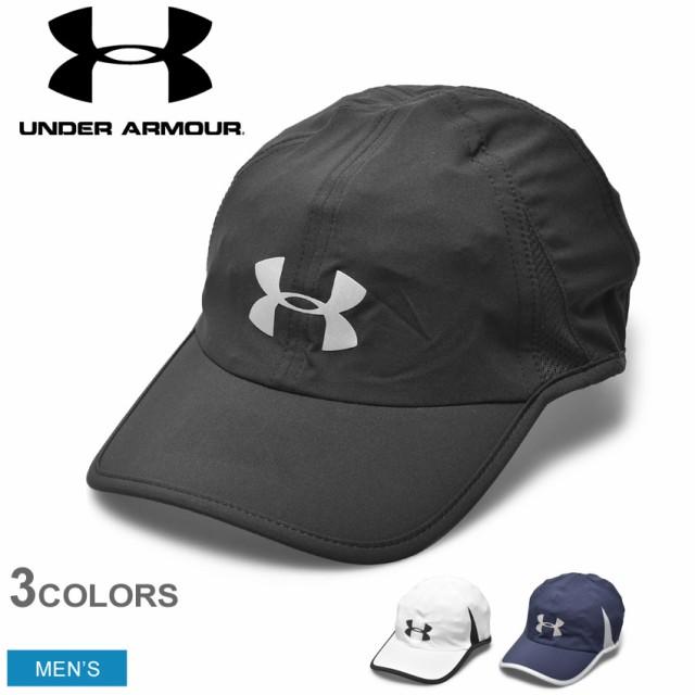 fc92ec4e482bb9 【メール便可】アンダーアーマー キャップ メンズ 帽子 シャドーキャップ 黒 白 4.0 UNDER