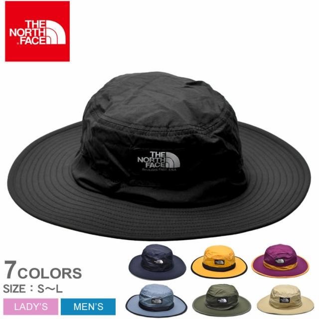ノースフェイス 帽子 ホライズン ハット アウトドア 紫外線対策 UVカット THE NORTH FACE NN01707 メンズ レディース
