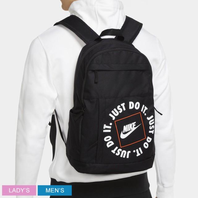 ナイキ バックパック レディース メンズ エレメンタル JDI バックパック 黒 ブラック NIKE DC7358 バッグ かばん リュックサック シンプ