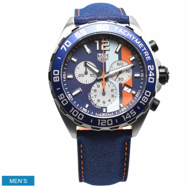 タグホイヤー 腕時計 フォーミュラ 1 クォーツ メンズ ブランド 青 TAG HEUER CAZ101N.FC8243