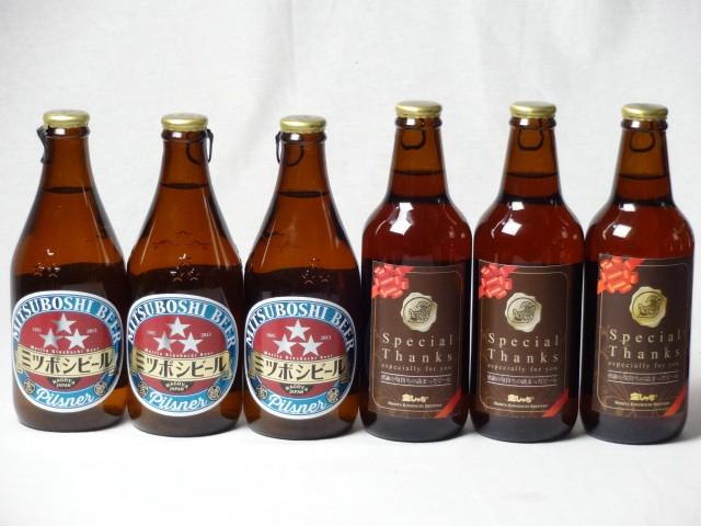 クラフトビールパーティ6本セット IPA感謝ビール...