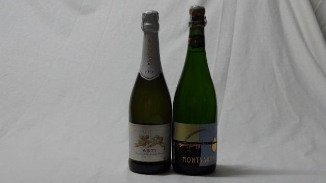 世界の甘口スパークリング白ワイン2本セット(天...