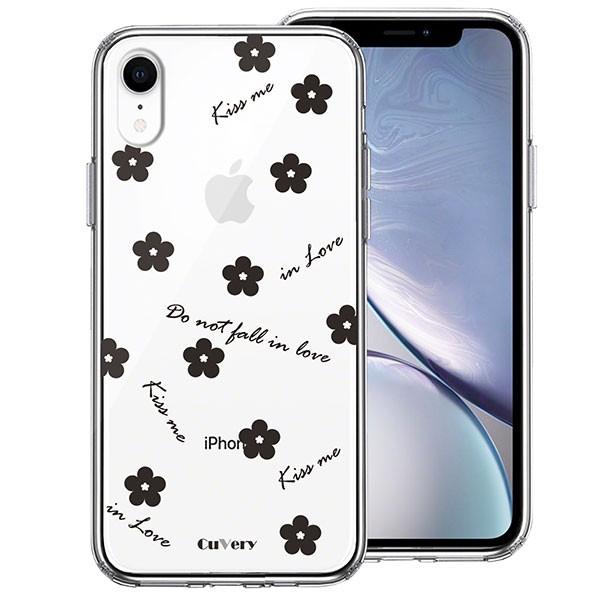 iPhoneXR ケース ハードケース クリア カバー Cuv...