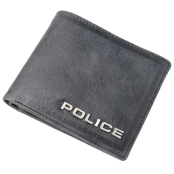 POLICE ポリス ショートウォレット 札入れ 財布 ...