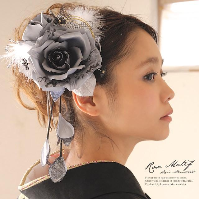 [☆花の魅力☆]着物スタイルにオススメな髪飾り/...
