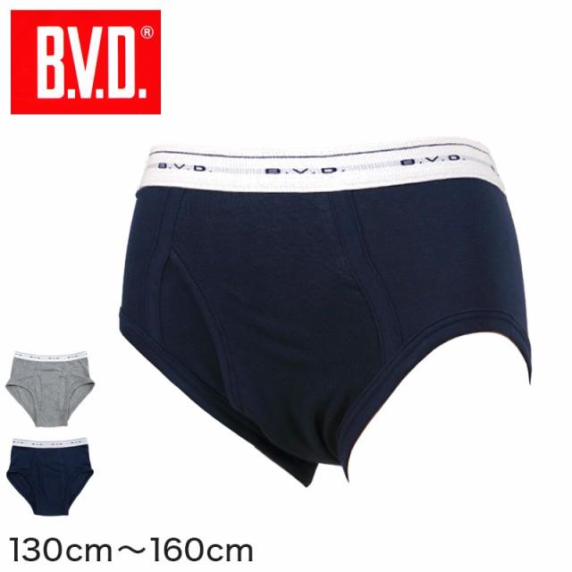 B.V.D.BOYS 洗濯に強い 天ゴムスタンダードカラー...
