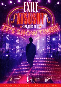 "【DVD】EXILE ATSUSHI LIVE TOUR 2016 ""IT'S SH..."