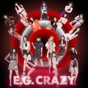 【CD】E.G. CRAZY/E-girls [RZCD-86239] イー・ガ...