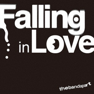 【CD】Falling in Love/band apart [ASG-41] バン...