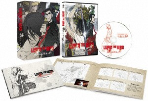 【予約】【Blu-ray】LUPIN THE IIIRD 血煙の石川...