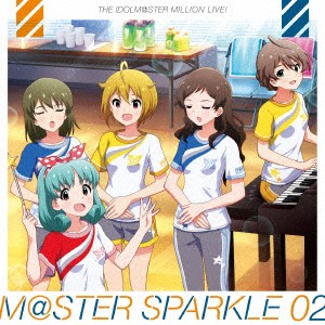 【CD】THE IDOLM@STER MILLION LIVE! M@STER SPAR...