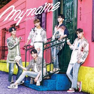 【CD】MYNAME is(通常盤)/MYNAME [UICV-1086] マ...