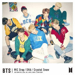 【CD】MIC Drop/DNA/Crystal Snow(初回限定盤C)/B...