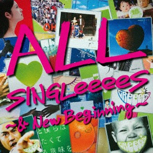 【CD】ALL SINGLeeeeS〜&New Beginning〜(通常盤)...