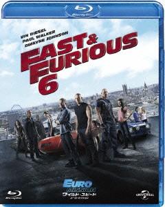 【Blu-ray】ワイルド・スピード EURO MISSION(Blu...