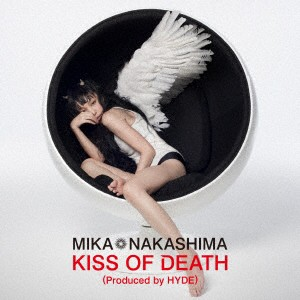 【CD】KISS OF DEATH(Produced by HYDE)(初回生産...