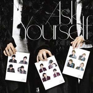 【CD】Ask Yourself(初回限定盤)(DVD付)/KAT-TUN ...