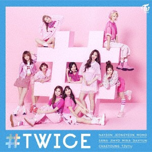 【CD】#TWICE(通常盤)/TWICE [WPCL-12635] トウワ...