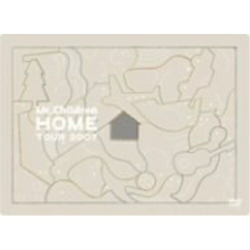 "【DVD】Mr.Children""HOME""TOUR2007/ミスター・..."