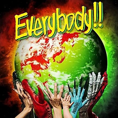 【CD】Everybody!!/WANIMA [WPCL-12817] ワニマ