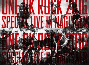 【DVD】ONE OK ROCK 2016 SPECIAL LIVE IN NAGISA...
