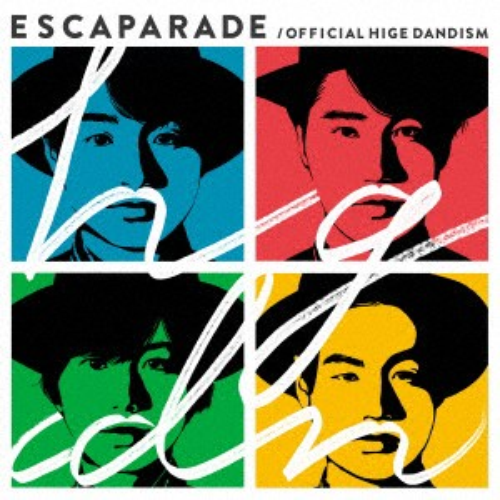 【CD】エスカパレード(通常盤)/Official髭男dism ...