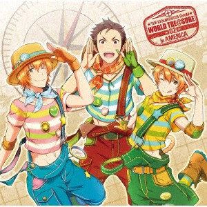 【CD】THE IDOLM@STER SideM WORLD TRE@SURE 02「...