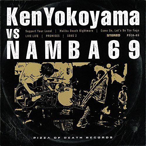 【CD】Ken Yokoyama VS NAMBA69/Ken Yokoyama/NAM...