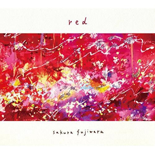 【CD】red(初回限定盤)/藤原さくら [VIZL-1431] ...