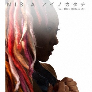 【CD】アイノカタチfeat.HIDE(GReeeeN)/MISIA [BV...