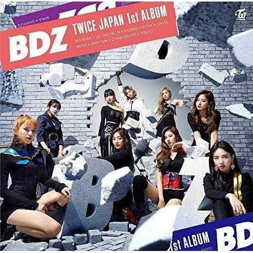 【予約要確認】【CD】BDZ(通常盤)/TWICE [WPCL-12...