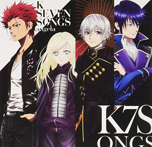【予約要確認】【CD】K SEVEN SONGS(Blu-ray Disc...