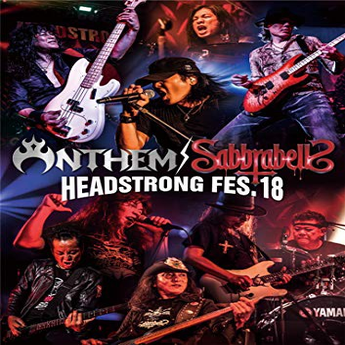【DVD】ANTHEM/SABBRABELLS HEADSTRONG FES.18【D...