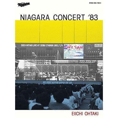 【予約】【CD】NIAGARA CONCERT '83(初回生産限定盤)(DVD付)/大滝詠一 [SRCL-11100] オオタキ エイイチ