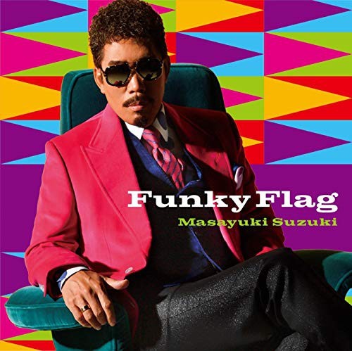 【CD】Funky Flag/鈴木雅之 [ESCL-5207] スズキ ...