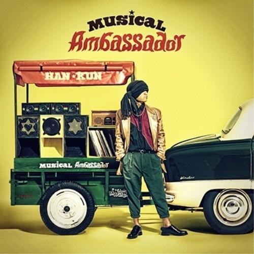 【CD】Musical Ambassador(通常盤)/HAN-KUN [TYCT...