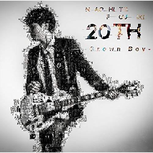 【CD】20th-Grown Boy-(通常盤)/藤木直人 [PCCA-4...